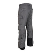 686 Infinity Insulated Cargo Ski Snowboard Pant Charcoal Melange
