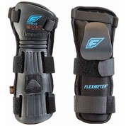 Demon Flexmeter D30 Wrist Guard Protection Double Black
