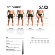 SAXX Ultra Everyday Boxer Brief 2 Pack Multi Set Fly Black Grey