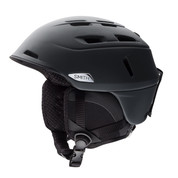 Smith Mens Camber MIPS Ski Snow Helmet Matte Black