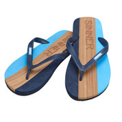 Sinner Mens Capitola Flip Flop Light Blue
