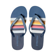 Protest Mens Ponton Slaps Flip Flops Empire Blue