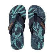 Protest Mens Dunster Slaps Flip Flops Ground Blue