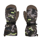 Volcom Mens 91 Gore Tex Snowboard Mitt Army Camo