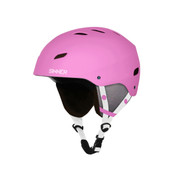 Sinner Bingham Youth Small Adult Ski Snowboard Helmet Matte Pink Small