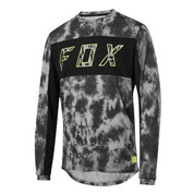 Fox Ranger Dri-Release Elevated Mens Long Sleeve Jersey Black