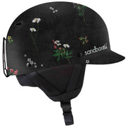 Sandbox Classic 2.0 Ski Snow Helmet Night Garden