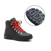 Olang Womens Winter Vibram Arctic Grip Ankle Snow Boots Paradise Black