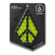Volcom Stone Snowboard Stomp Pad Lime