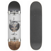 """Globe Complete G1 Excess 31.63"""" Skateboard White Brown"""