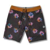 Volcom Mens Natural Visions Stoney 19 Board Shorts Black