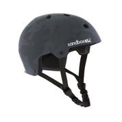 Sandbox Legend Low Rider Wake Watersports Helmet Matte Black Camo