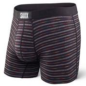 SAXX Vibe Boxer Everyday Brief SXBM35 Black Gradient Stripe