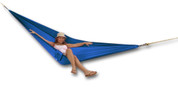 Tukeke Double Hammock 3.6 Metre Length Blue
