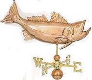 Weathervane - Polished - Jumping Bass