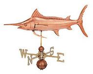 Weathervane - Polished - Swordfish