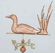 Weathervane - Polished - Loon
