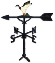Weathervane: 32in. Duck With Mount