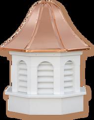 Cupola - Azek Pinnacle - Gazebo - 42Lx42Wx79H