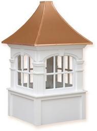 Cupola - Fairfield 42Lx42Wx82H
