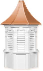 Cupola - Oxford 36Lx36Wx72H