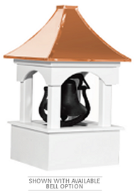 Cupola - Bell Tower - Vinyl 42Sq. x 80H
