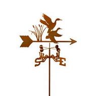 Bird-Ducks Weathervane with mount