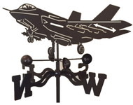 F35 Lightning - Weathervane With Mount