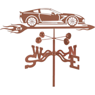 C7 Corvette Weathervane with mount