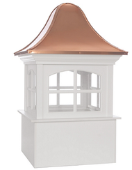 Good Directions Vinyl Greenwich Cupola 26in. square x 41in. High