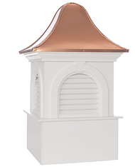 Good Directions Ridgefield  Vinyl Cupola 60in. square x 98in. high