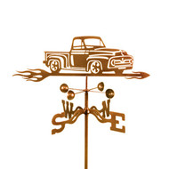 Ford Truck Weathervane With Mount
