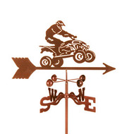 ATV/Quad Weathervane With Mount