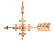 Weathervane - Polished - Arrow