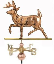 Weathervane - Polished - Deer