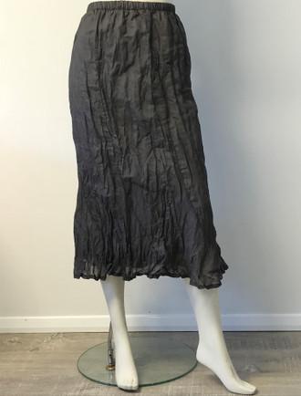 Crushed Skirt