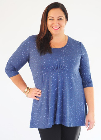 Dotty Swing Top