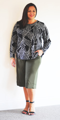 Khaki Sunny Shorts