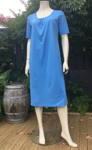 Summer Gather Neck Dress