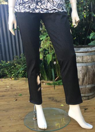 Ponte Pinstripe Pants