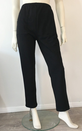 Track Pants with Tapered leg