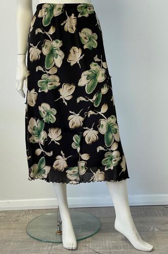 Wilson Mesh Lined Skirt