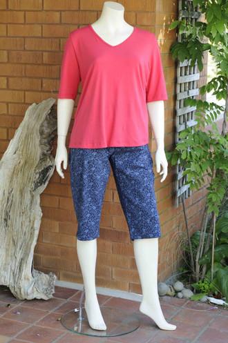 Tapis Capri Shorts