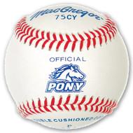 MacGregor #75CY Official Pony League