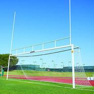 Combo Football/Soccer Goal Post w/Net