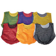 Mesh Reversible Scrimmage Vests - Youth