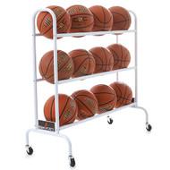 wide body ball cart 12