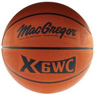 MacGregor Rubber Basketball