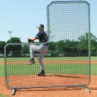 Collegiate Baseball pitchers protector screen