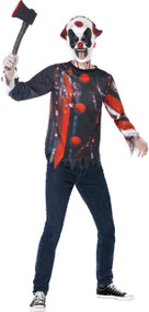 Teen Horror Clown Fancy Dress Kit